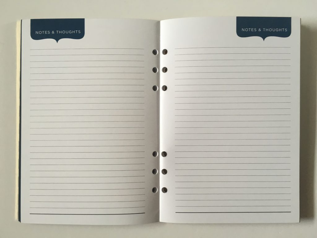 recollections journal notebook pros and cons video review