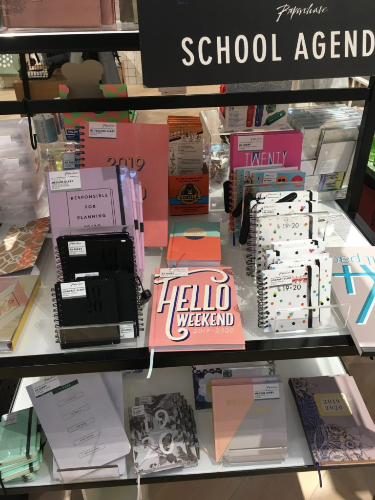 hudsons bay stationery shopping amsterdam netherlands
