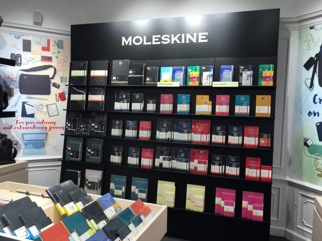 moleskine store amsterdam netherlands favorite stationery shops planner supplies pens notebook