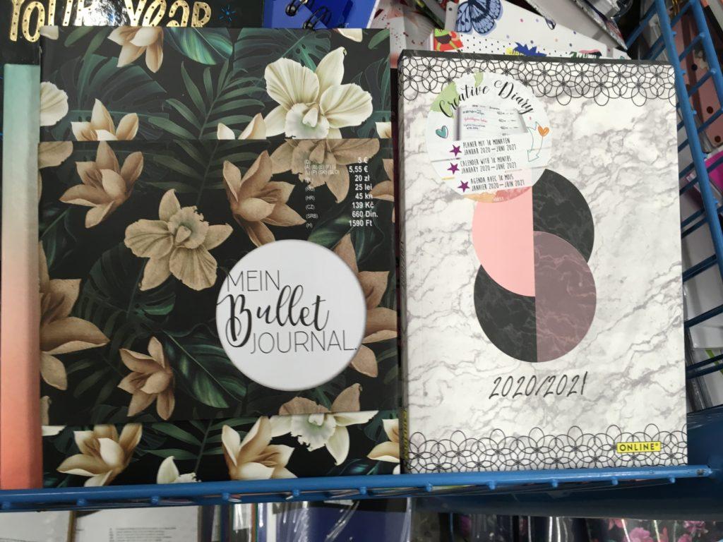 best bullet journal notebooks dot grid in frankfurt germany