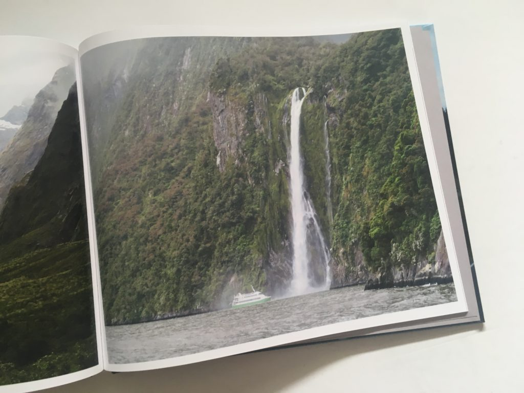 blurb photobook for travel review