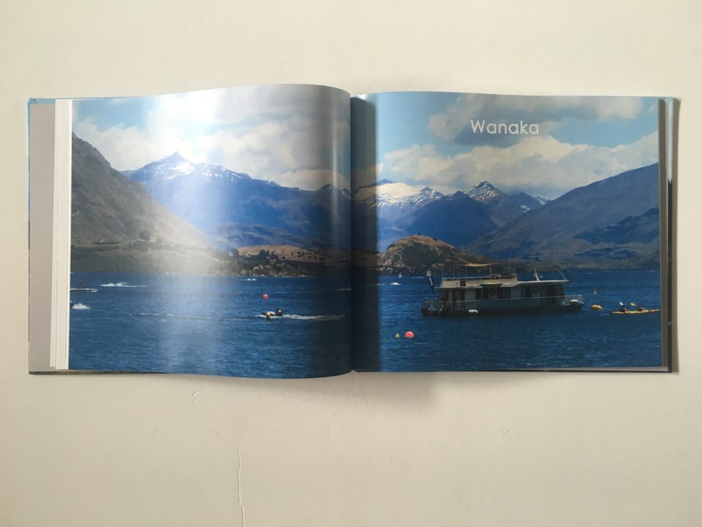 blurb photobook review travel 2 page spreads image quality