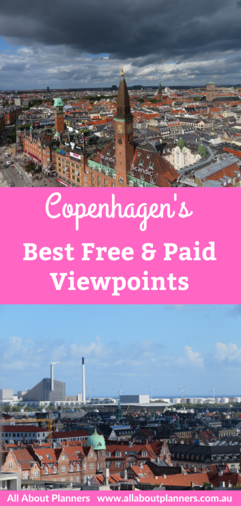 copenhagens best viewpoints lookouts free and paid things to see and do itinerary must do attractions stopover 48 hours