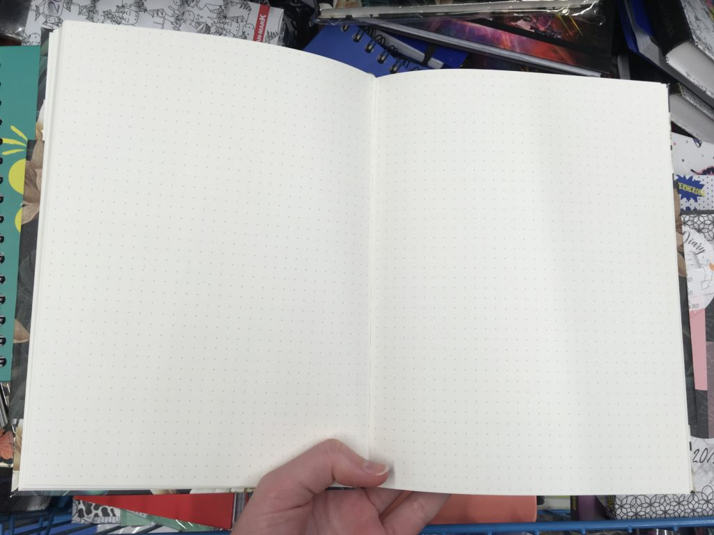 dot grid notebooks frankfurt where to buy in germany stationery planner supplies