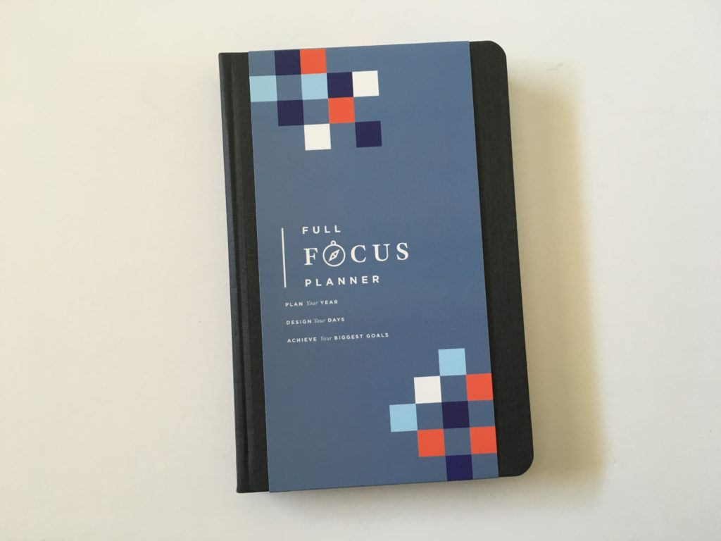 Full Focus Planner Review (Michael Hyatt's 90 Day Undated Goal Planner)