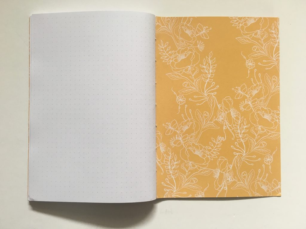 lisa maj dot grid notebook review