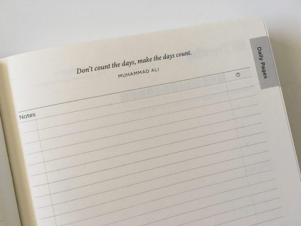 michael hyatt daily planner review