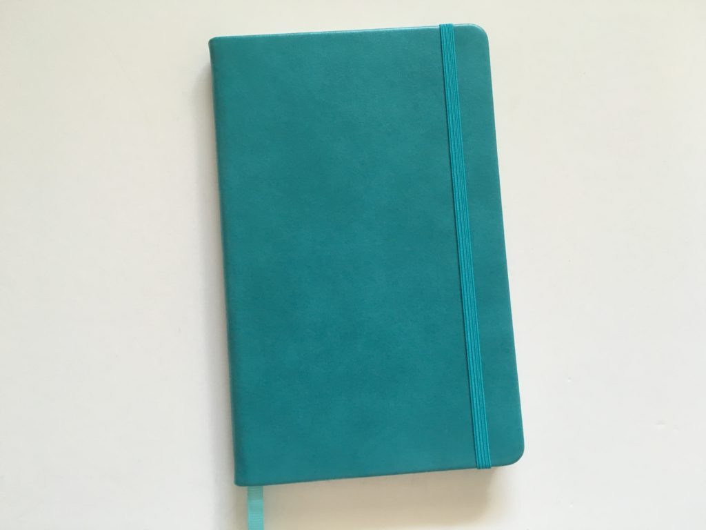 poluma dot grid notebook review bullet journal bujo 5mm dot grid spacing blue cover cheap affordable organizer factory
