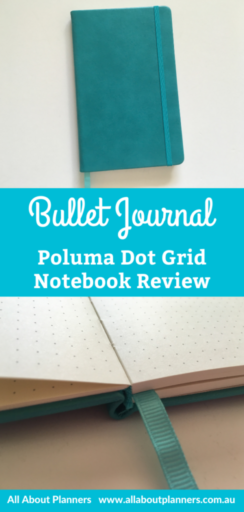 poluma dot grid notebook review pros and cons organizer factory best cheap notebooks for bullet journaling all about planners