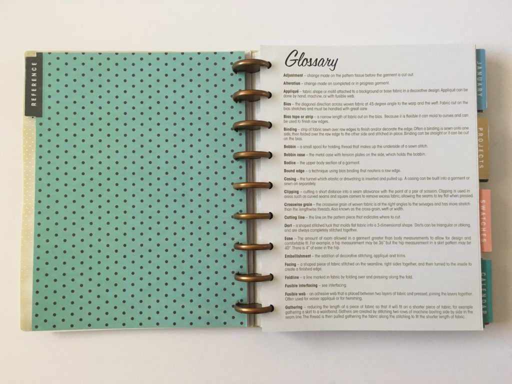 simplicity planner review references