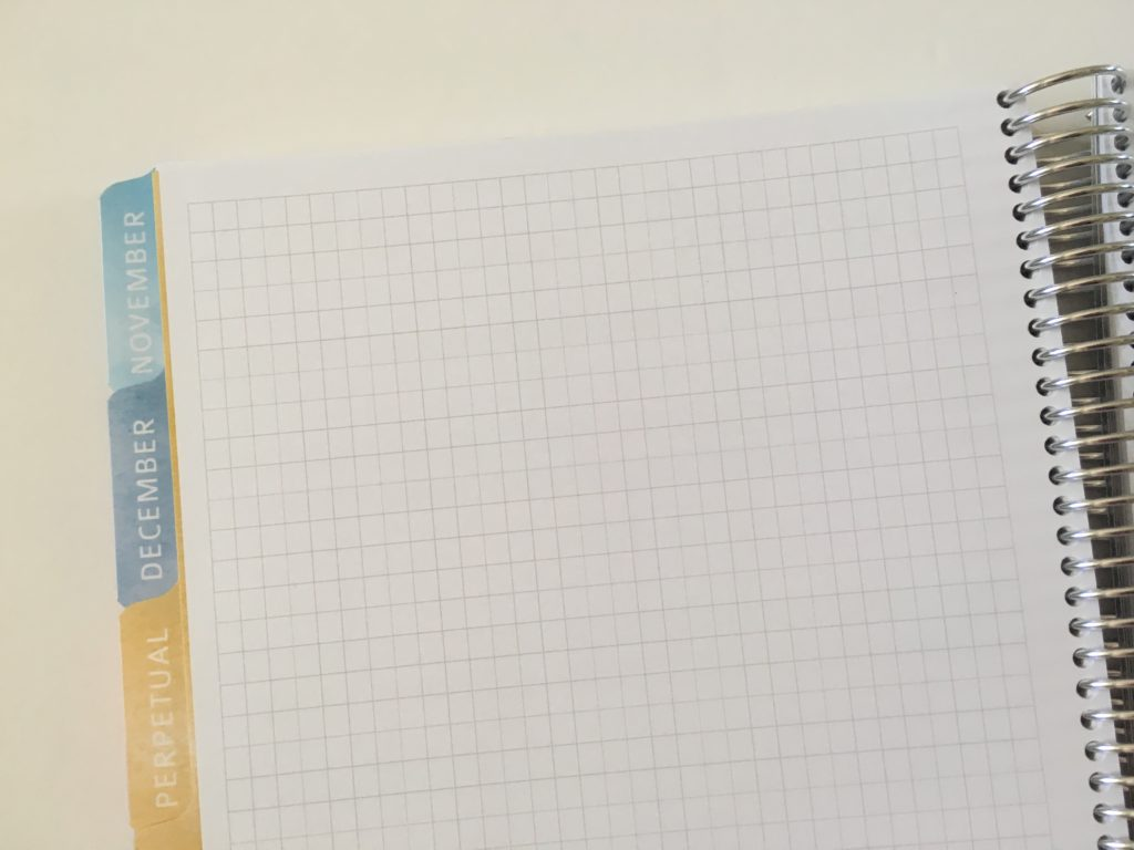 whistle and birch planner review graph paper dot grid lined bullet journal alternative