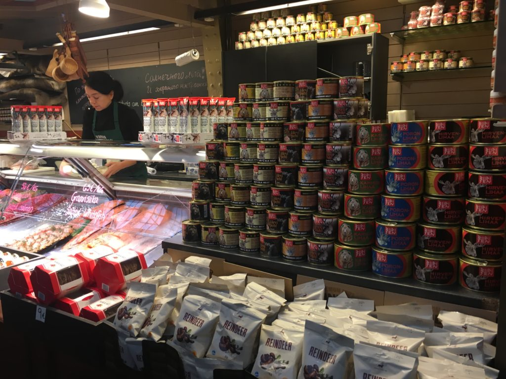 helsinki old market hall harbour tinned reindeer chips national dishes foods to try while in finland things to see and do on a rainy day