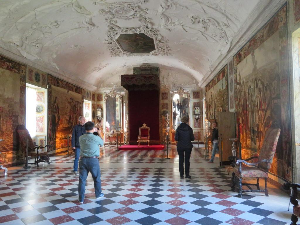 Rosenberg palace Copenhagen denmark