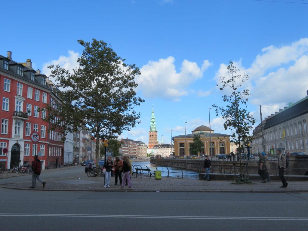copenhagen photo spots canal boat tour the city skyline