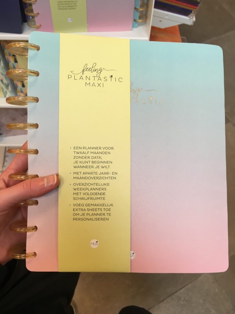 Musboeken discbound planner review classic personal size european alternative to happy planner mambi medium page size