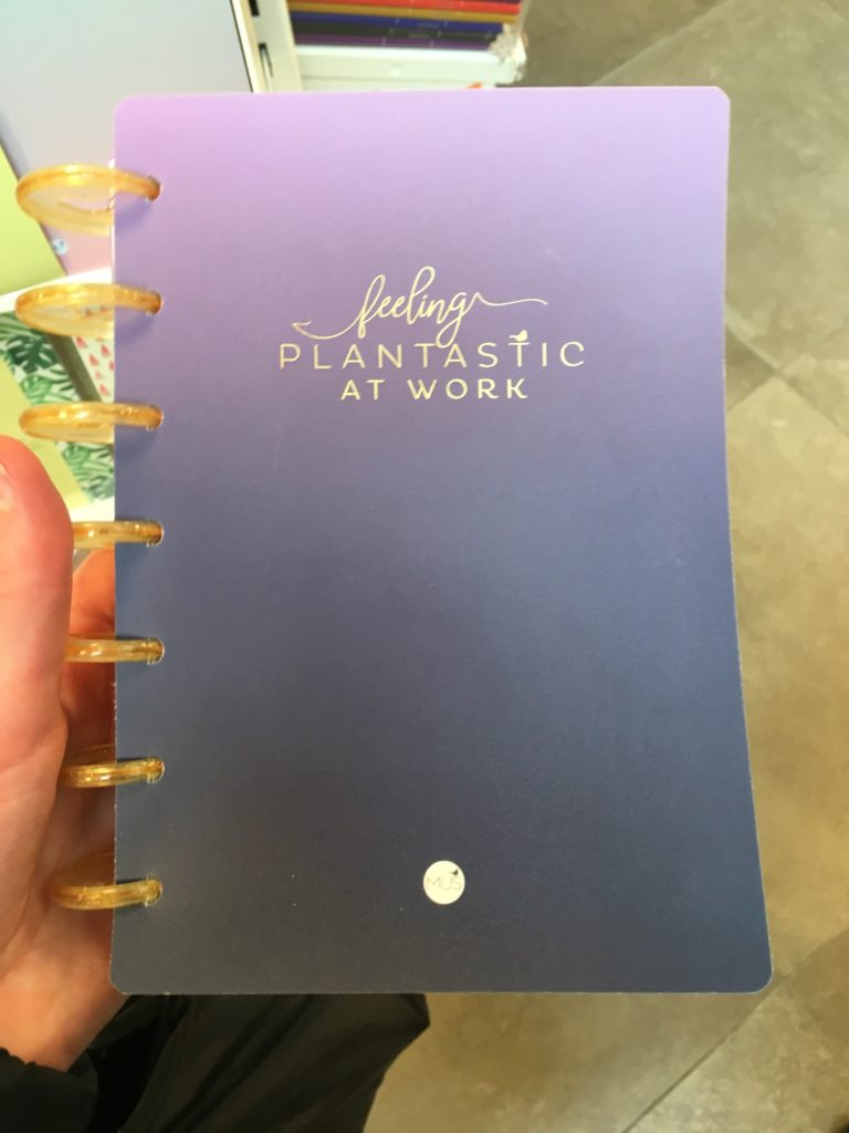 Musboeken discbound planner review classic personal size european alternative to happy planner mambi mini page size