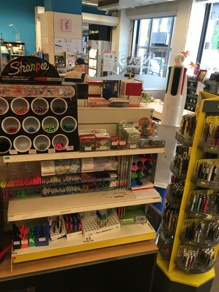 Papeterie NIAS brussels best stationery shops planner supplies discbound pens paper planners planner pens belgium