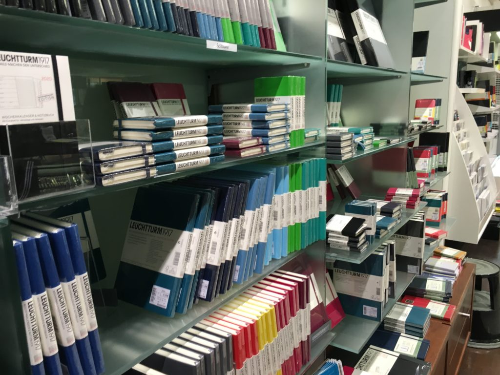 Favorite Stationery Shops in Germany