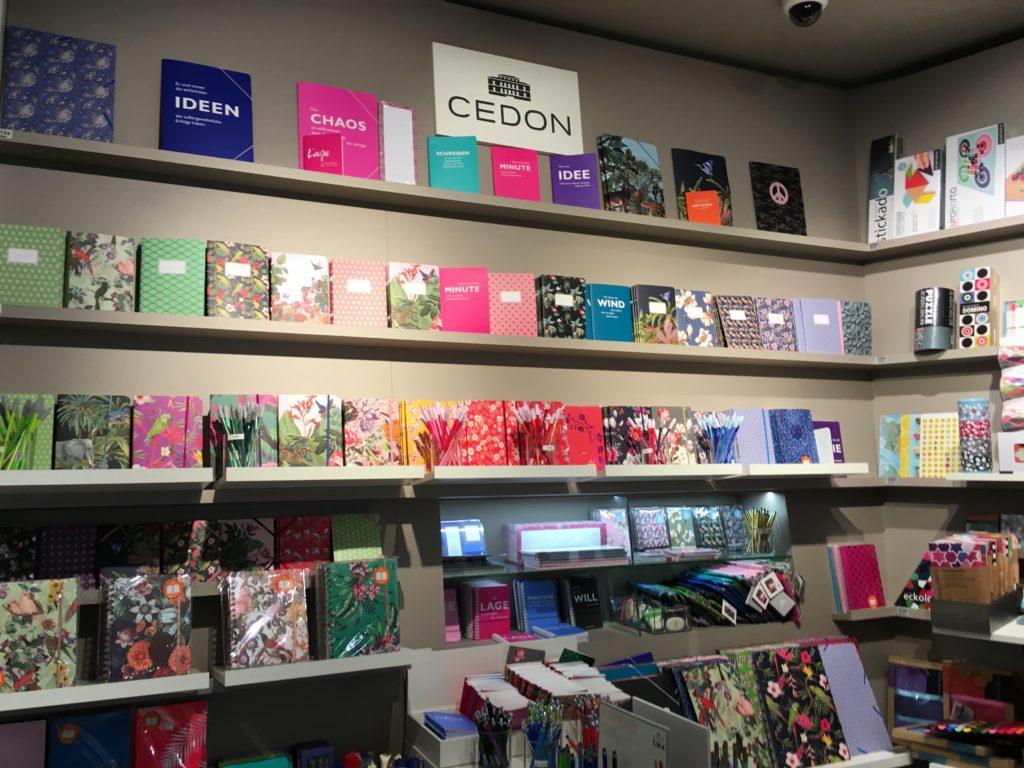 Steinweg 12, 60313 Frankfurt am Main, Germany cedon notebooks cute affordable european germany dot grid best stationery shops frankfurt