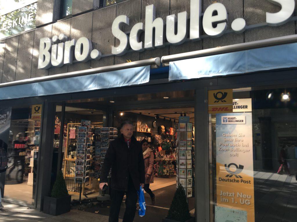 buro shule frankfurt stationery shopping planner supplies notebooks washi tape
