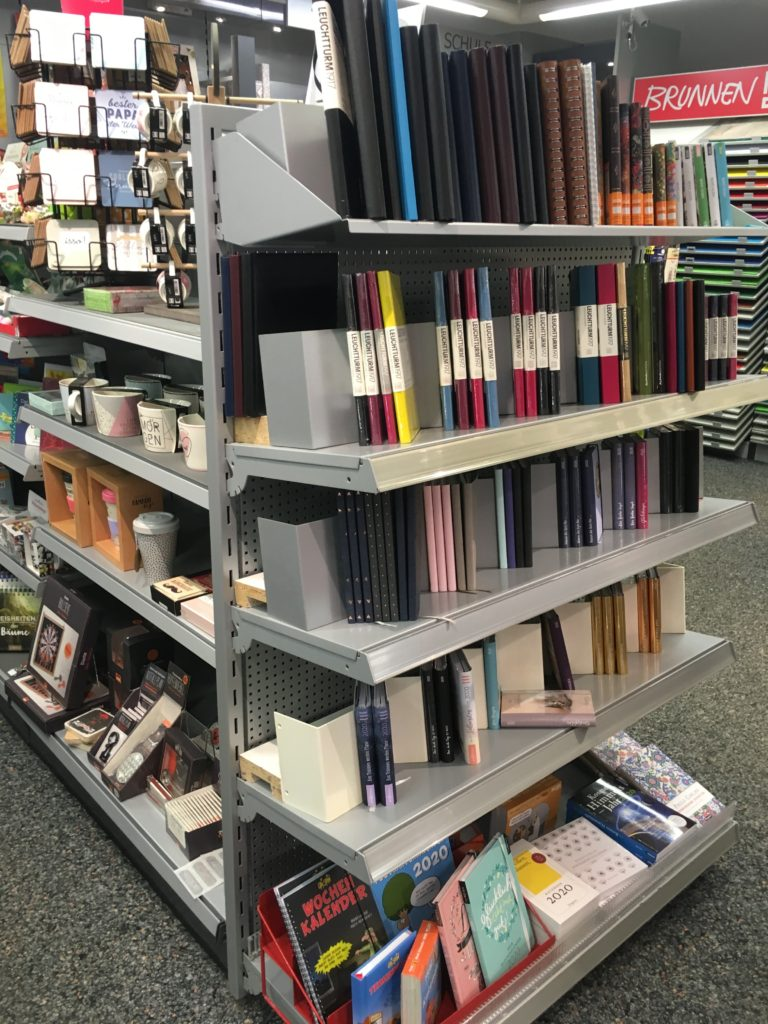 favorite stationery shops in Oberammergau bavaria germany recommendations for planner supplies