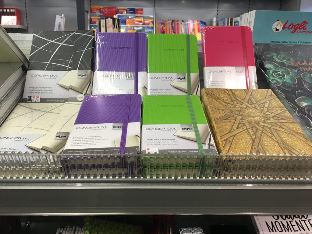 favorite stationery shops in Oberammergau bavaria germany recommendations for planner supplies conceptum