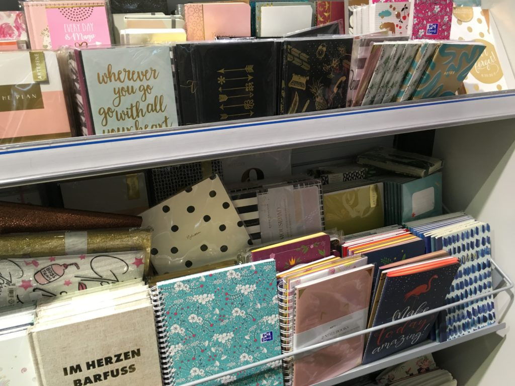 favorite stationery shops in frankfurt recommended list planner supplies germany