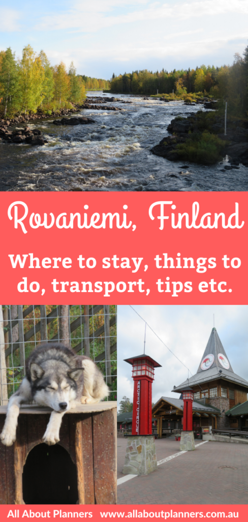 guide to visiting rovaniemi finland lapland transport cost accommodation cost