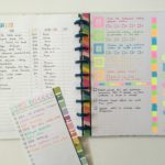 Weekly Spread Using the Happy Planner 'Planner Babe' Inserts