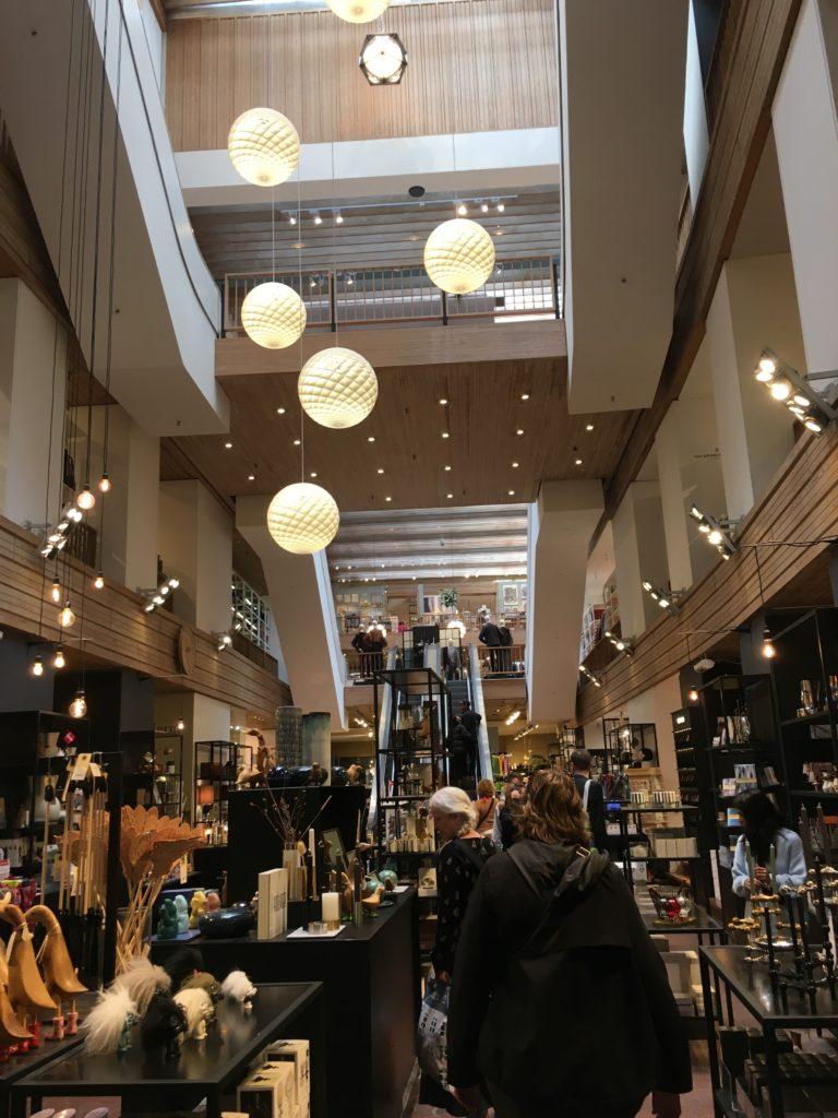 illums boghus department store copenhagen