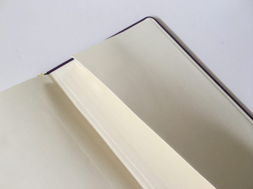 modena dot grid notebook pocket folder