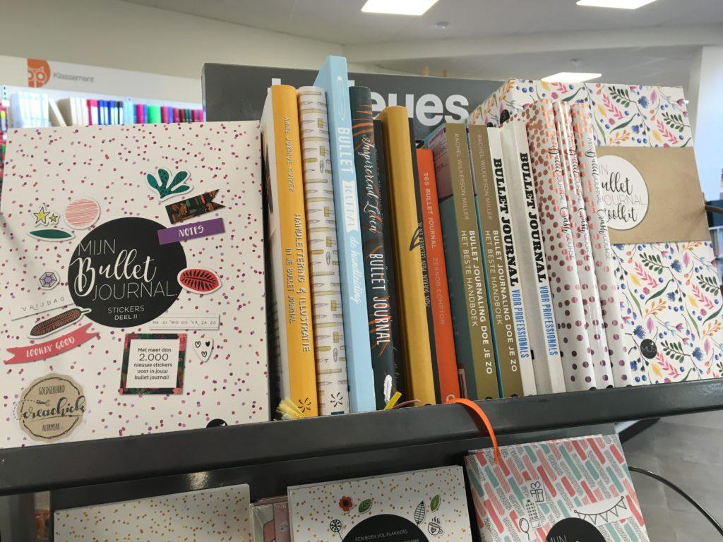 standaard boekhandel antwerp belgium bullet journal planner stickers