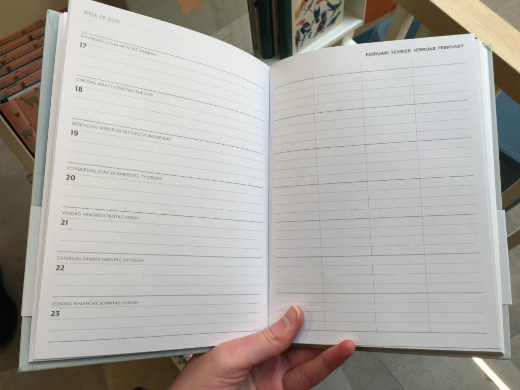 standaard boekhandel antwerp belgium bullet journal planner stickers family planner