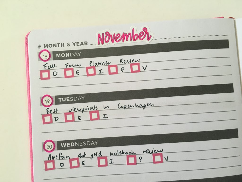 ways to add color to your planner quick simple stickers highlighters blogging clever fox weekly planner review