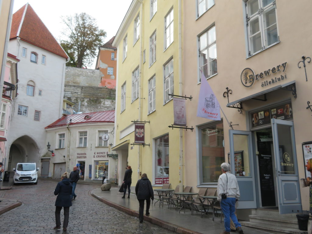 tallin estonia old town walls alleyways what to see and do best alleyways eastern europe
