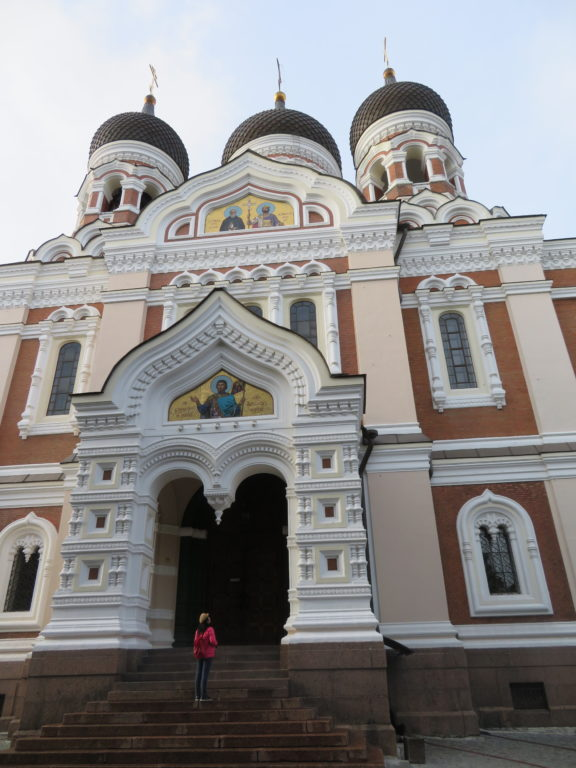 Alexander Nevsky Cathedral best photospots in tallin estonia things to see and do