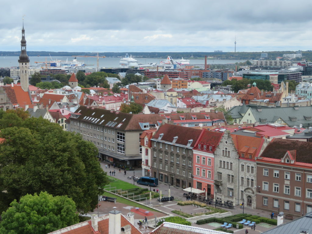 tallin estonia best viewpoints things to see and do itinerary photospots where to eat Kiek in de Kök Museum