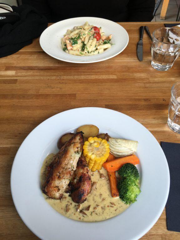 zum biespeil restaurant porvoo finland review where to eat