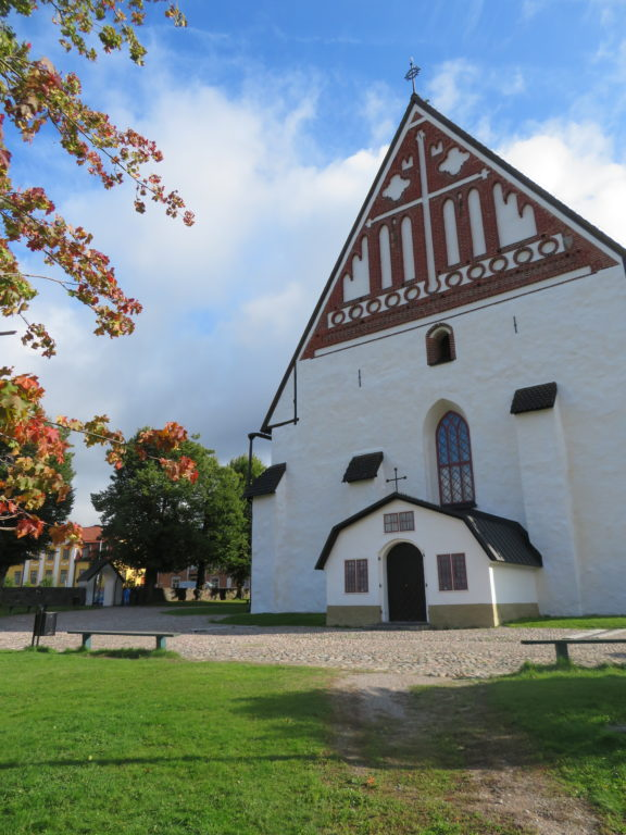 porvoo finland church things to see and do half day trip from helsinki