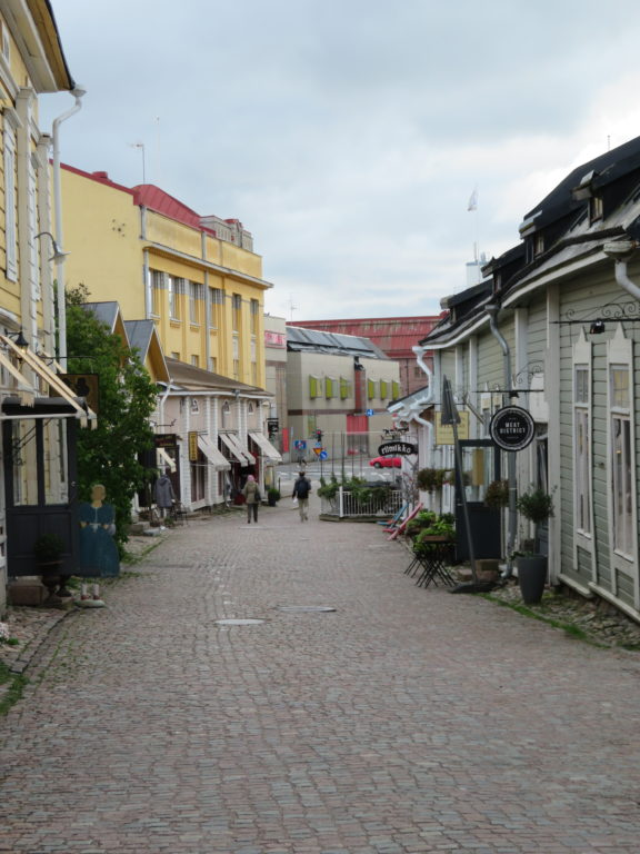 porvoo day trip from helsinki with itinerary