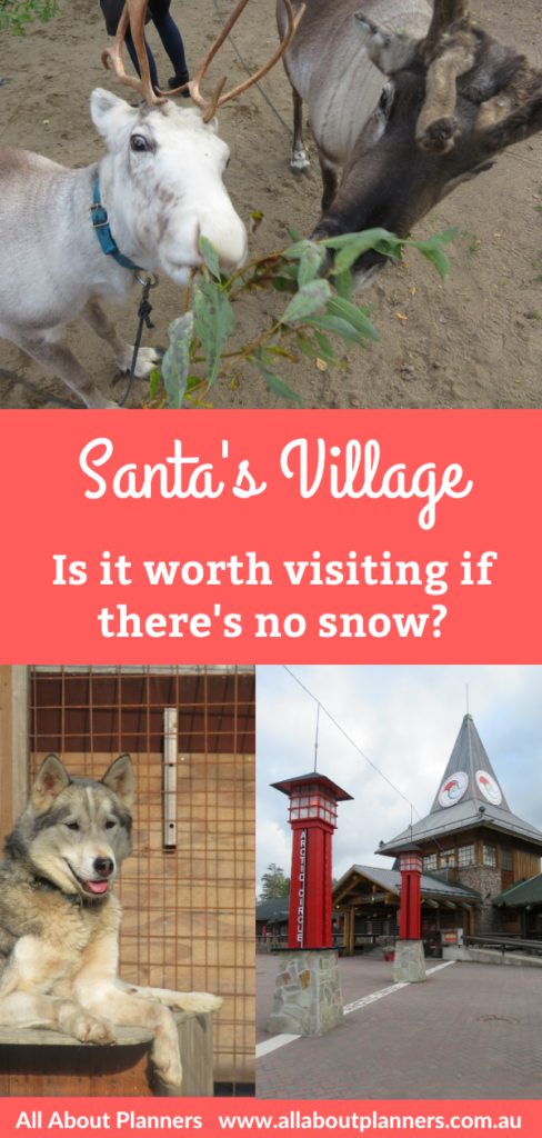 guide to visiting santa claus village in rovaniemi finland tips things to see and do itinerary schedule worth visiting no snow