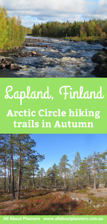 lapland finland arctic circle hiking trails in autumn things to see and do itinerary beyond arctic tour company review