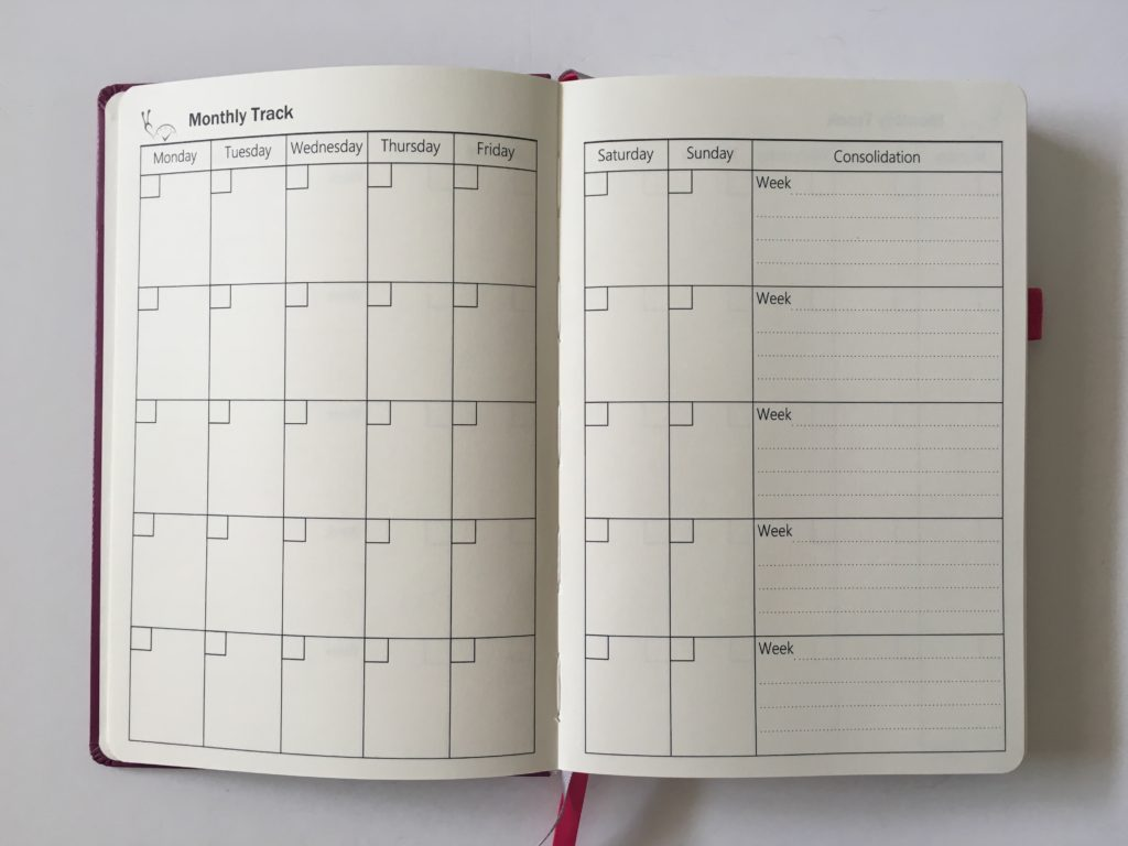 time and snail daily weekly planner review undated 100 daily pages 2 morning plan schedule to do and review sewn bound habit tracker project monthly overview