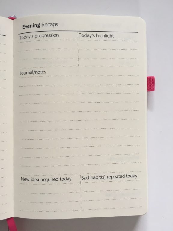 time and snail daily weekly planner review undated 100 daily pages 2 morning plan schedule to do review questions large line spacing