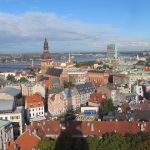 Best viewpoints in Riga, Latvia