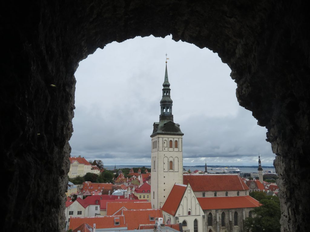 Kiek in de Kök Museum Tower viewpoints best views over tallin