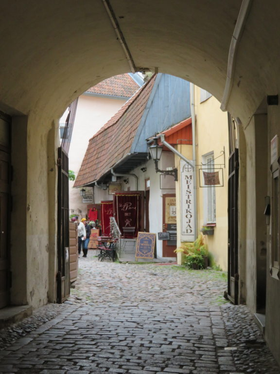 tallin estonia hidden alleyways things to see and do UNESCO medieval town