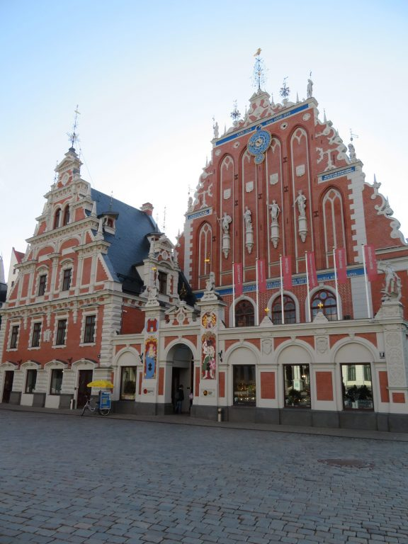 House of Blackheads riga latvia things to see and do tips itinerary september