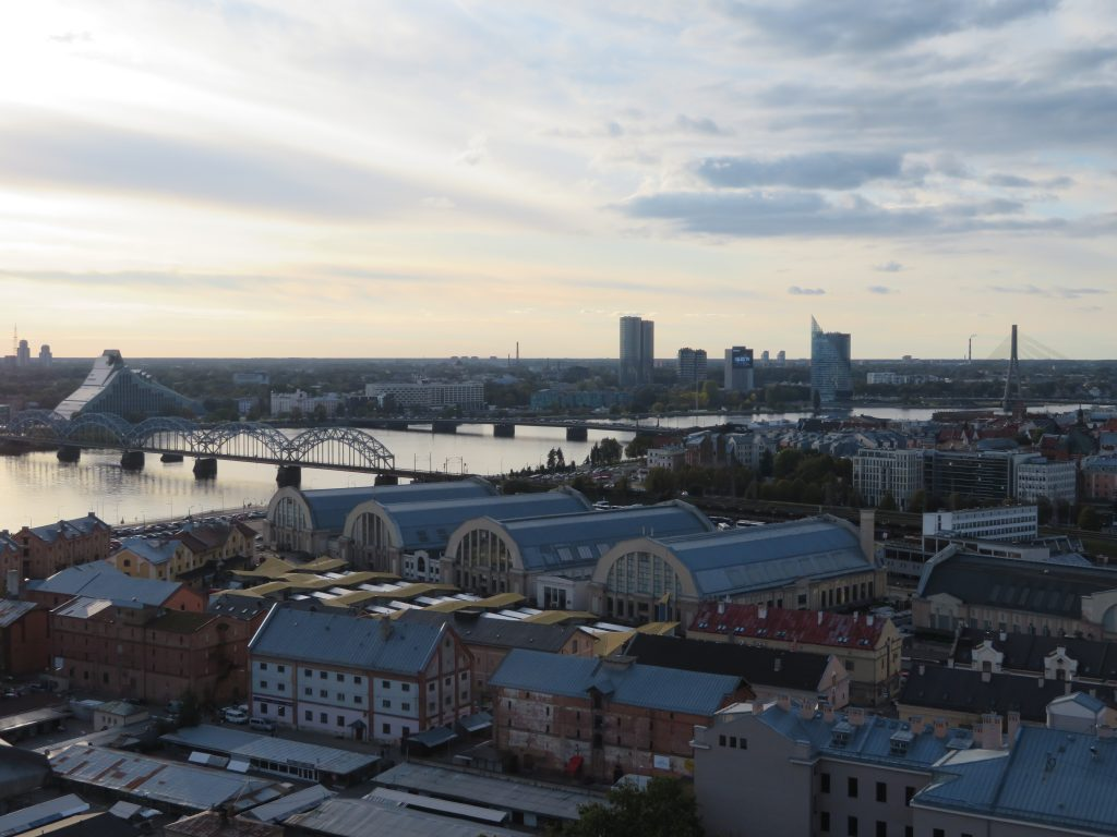 Latvian Academy of Sciences viewpoint riga latvia best photospots things to see and do baltic countries itinerary