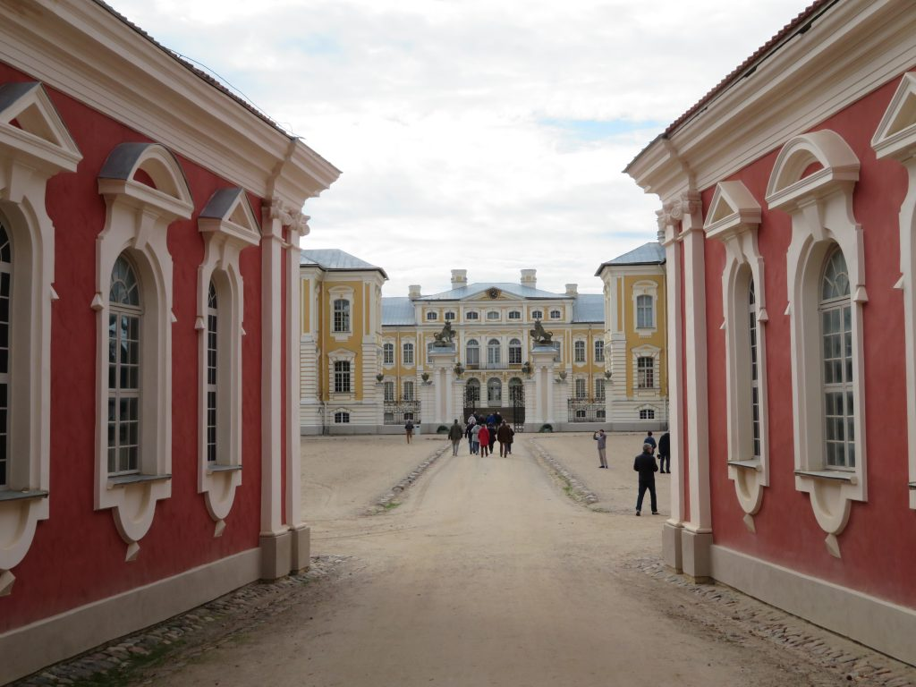 Rundale palace day trip from riga latvia things to see and do baltic states road trip